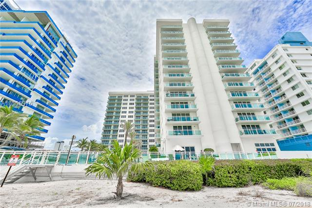 6917 Collins Ave #511, Miami Beach, FL 33141 (MLS #A10506976) :: The Teri Arbogast Team at Keller Williams Partners SW
