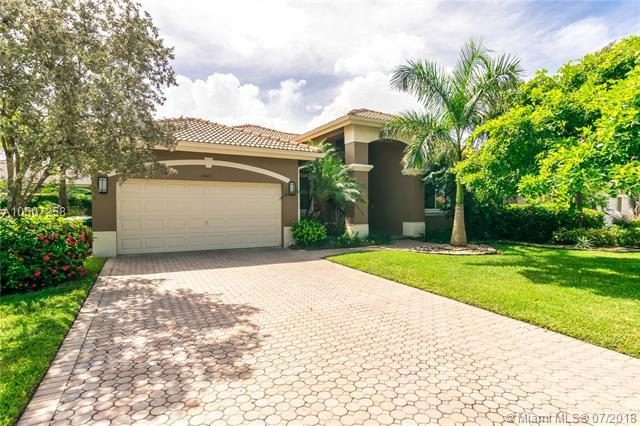 447 NW 118th Way, Coral Springs, FL 33071 (MLS #A10507258) :: The Teri Arbogast Team at Keller Williams Partners SW