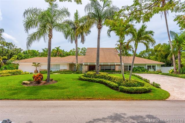 11821 SW 57th Ct, Coral Gables, FL 33156 (MLS #A10507412) :: Laurie Finkelstein Reader Team