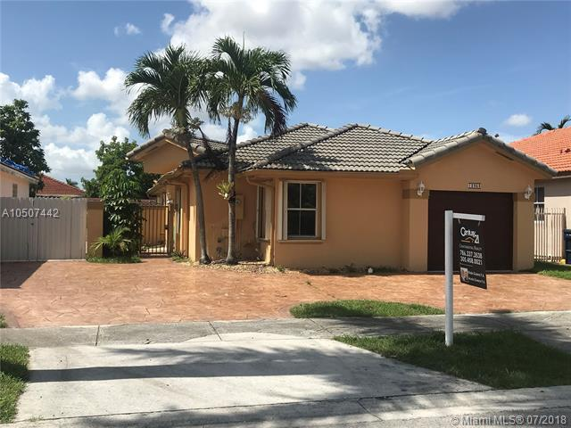 12958 NW 9th Ter, Miami, FL 33182 (MLS #A10507442) :: The Teri Arbogast Team at Keller Williams Partners SW