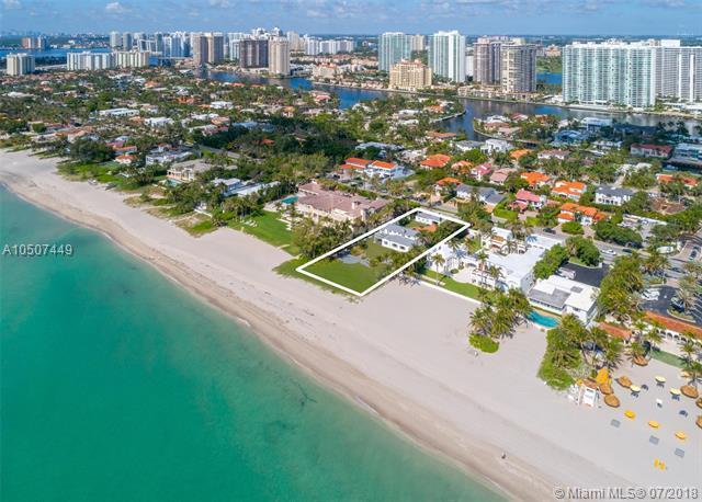 365 Ocean Blvd, Golden Beach, FL 33160 (MLS #A10507449) :: Keller Williams Elite Properties
