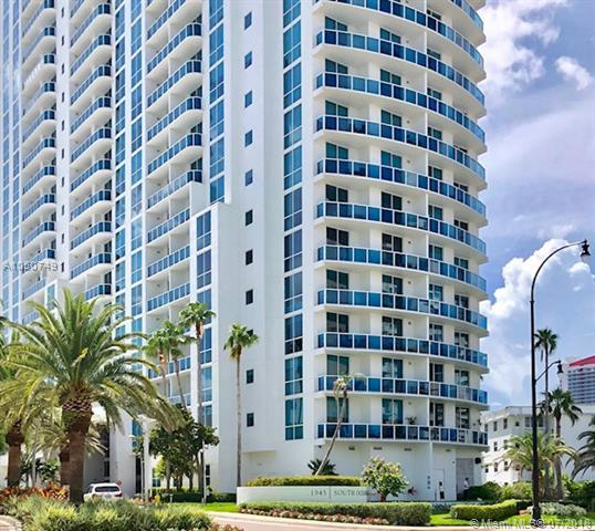 1945 S Ocean Dr #605, Hallandale, FL 33009 (MLS #A10507491) :: The Chenore Real Estate Group