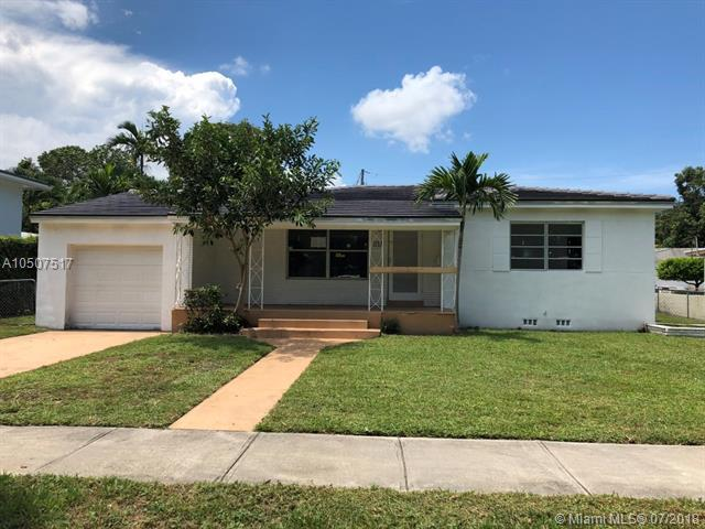 243 NE 103rd St, Miami Shores, FL 33138 (MLS #A10507517) :: Hergenrother Realty Group Miami