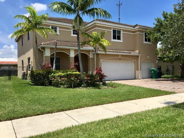 1429 NW 206th Ter, Miami Gardens, FL 33169 (MLS #A10507554) :: Hergenrother Realty Group Miami