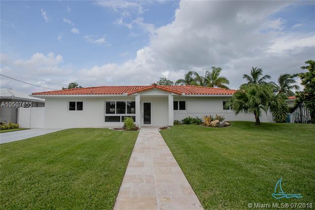 12921 Auralia Rd, North Miami, FL 33181 (MLS #A10507655) :: Green Realty Properties