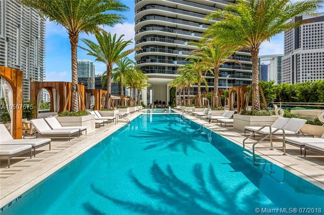 801 S Miami Ave #4701, Miami, FL 33131 (MLS #A10507675) :: The Erice Group