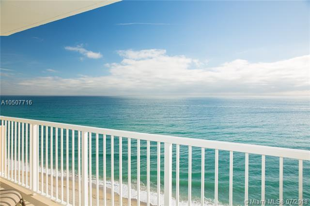 1950 S Ocean Dr 12Q, Hallandale, FL 33009 (MLS #A10507716) :: The Chenore Real Estate Group