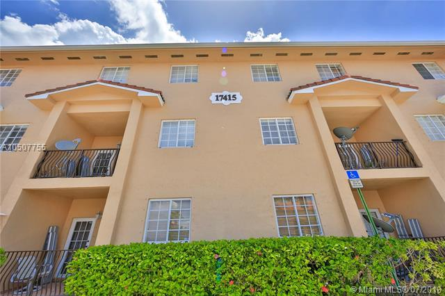 17415 NW 75th Place #207, Hialeah, FL 33015 (MLS #A10507755) :: The Teri Arbogast Team at Keller Williams Partners SW