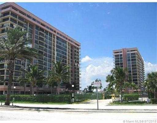 2049 S Ocean Dr #1108, Hallandale, FL 33009 (MLS #A10507871) :: The Chenore Real Estate Group