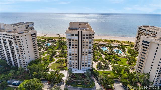 5000 N Ocean Blvd #1203, Lauderdale By The Sea, FL 33308 (MLS #A10508144) :: Green Realty Properties