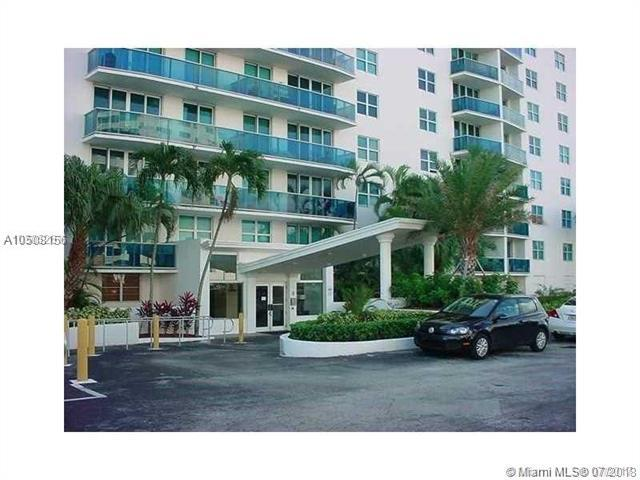 7501 E Treasure Dr 10R, North Bay Village, FL 33141 (MLS #A10508156) :: The Erice Group