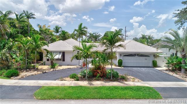 5801 NE 21st Ter, Fort Lauderdale, FL 33308 (MLS #A10508298) :: Green Realty Properties