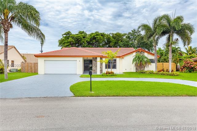 6651 Wedgewood Ave, Davie, FL 33331 (MLS #A10508309) :: The Erice Group