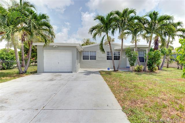 2857 Sw 8th St, Fort Lauderdale, FL 33312 (MLS #A10508558) :: Green Realty Properties