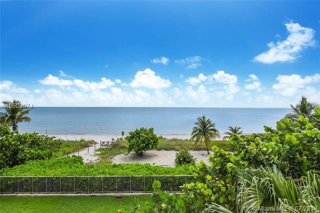 600 Grapetree Dr 3DN, Key Biscayne, FL 33149 (MLS #A10509074) :: Green Realty Properties