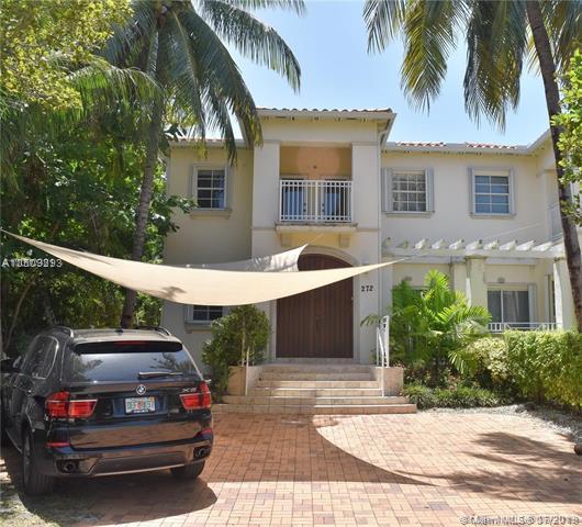 272 Fernwood Rd, Key Biscayne, FL 33149 (MLS #A10509293) :: Green Realty Properties