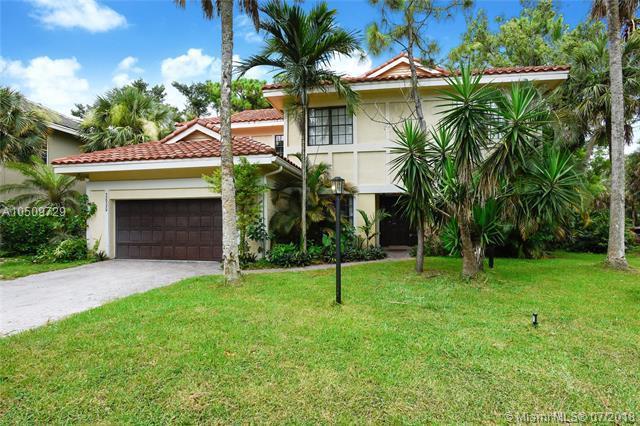 3600 High Pine Drive, Coral Springs, FL 33065 (MLS #A10509729) :: Laurie Finkelstein Reader Team