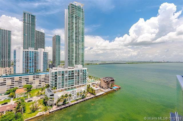 601 NE 27th St #1603, Miami, FL 33137 (MLS #A10509898) :: Stanley Rosen Group
