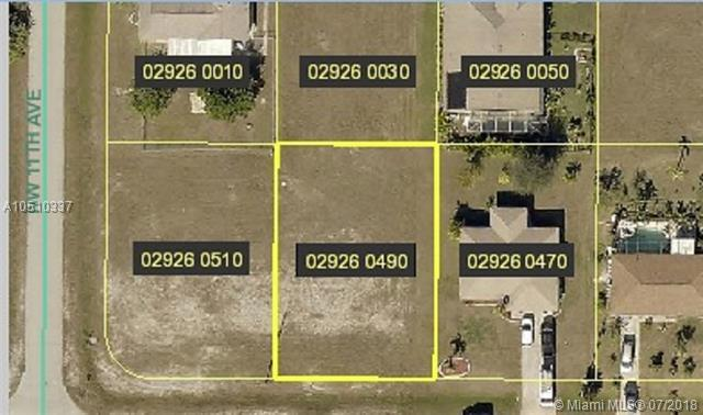 1325 NW 16 TERRACE, Other City - In The State Of Florida, FL 33993 (MLS #A10510337) :: Green Realty Properties