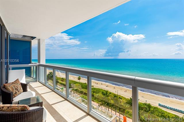 6899 Collins Ave #906, Miami Beach, FL 33141 (MLS #A10510356) :: Ray De Leon with One Sotheby's International Realty