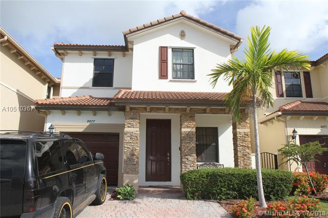 8877 SW 227th Ter, Cutler Bay, FL 33190 (MLS #A10510367) :: Green Realty Properties