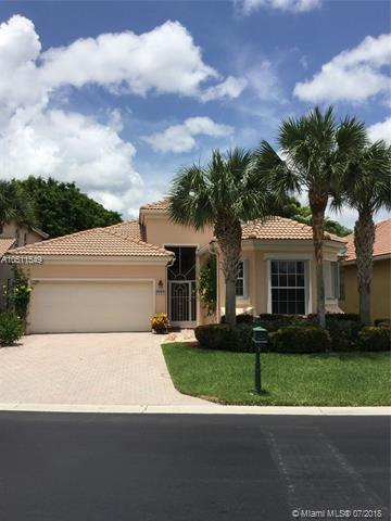 5557 Via De La Plata Cir, Delray Beach, FL 33484 (MLS #A10511549) :: Green Realty Properties