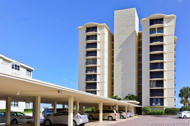 200 Beach Rd #602, Tequesta, FL 33469 (MLS #A10511802) :: Green Realty Properties