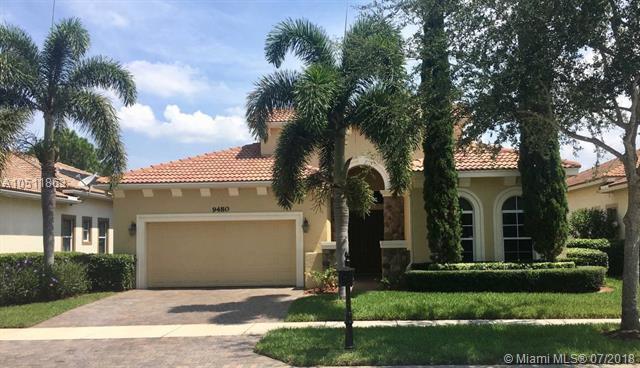 9480 SW Nuova Way, Saint Lucie West, FL 34986 (MLS #A10511863) :: Green Realty Properties