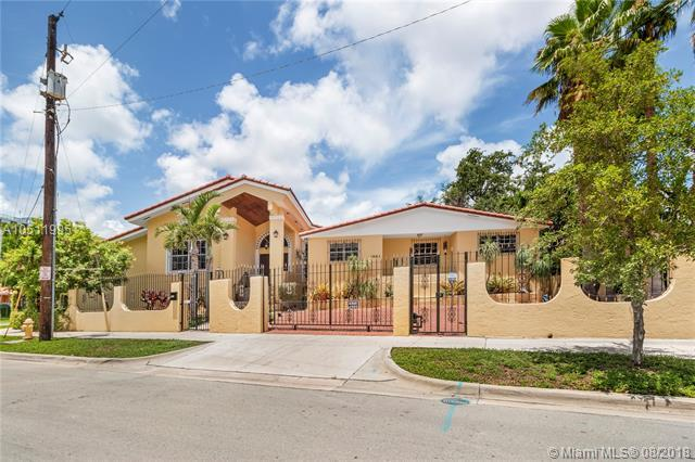 1061 NW North River Dr, Miami, FL 33136 (MLS #A10511995) :: Green Realty Properties