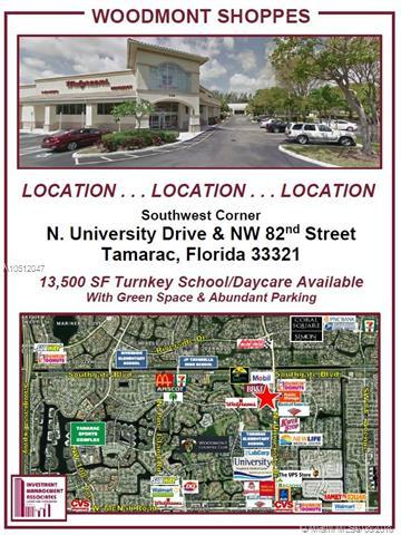 8197 N University Dr, Tamarac, FL 33321 (MLS #A10512047) :: Hergenrother Realty Group Miami