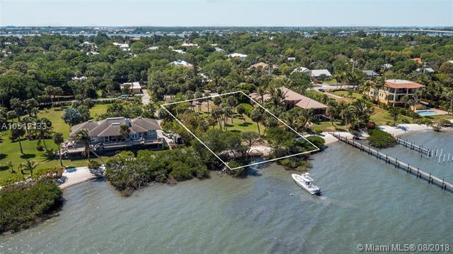 54 S Sewalls Point Rd, Stuart, FL 34996 (MLS #A10512133) :: Green Realty Properties