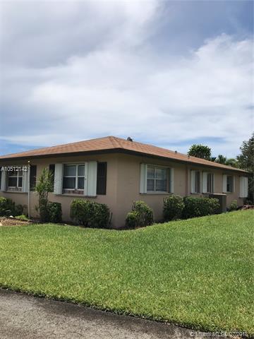 111 Mockingbird Ln #111, Delray Beach, FL 33445 (MLS #A10512142) :: Green Realty Properties