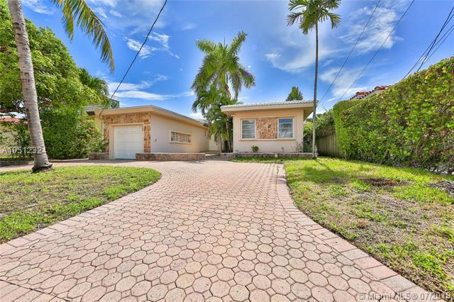 9509 Byron Ave, Surfside, FL 33154 (MLS #A10512324) :: The Jack Coden Group