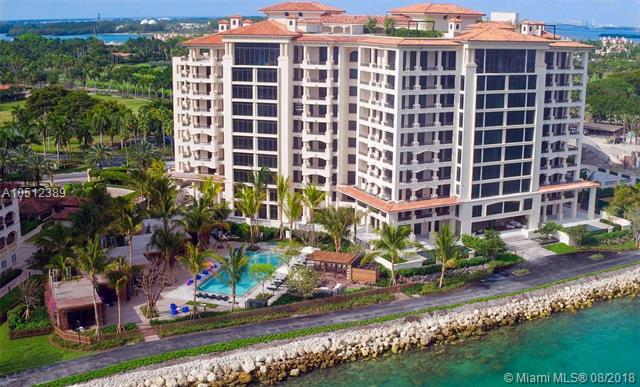 7046 NE Fisher Island Dr #7046, Miami Beach, FL 33109 (MLS #A10512389) :: The Teri Arbogast Team at Keller Williams Partners SW
