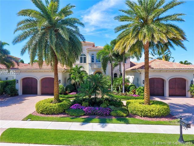 646 Hermitage Cir, Palm Beach Gardens, FL 33410 (MLS #A10513207) :: The Riley Smith Group