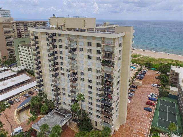 1900 S Ocean Boulevard 5R, Lauderdale By The Sea, FL 33062 (MLS #A10513405) :: Green Realty Properties