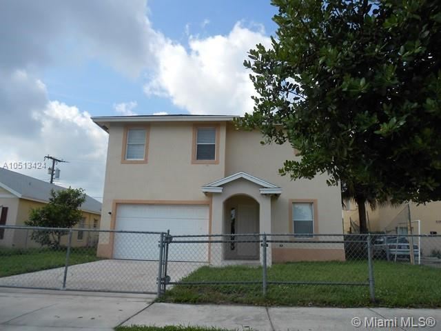612 54th St, West Palm Beach, FL 33407 (MLS #A10513424) :: Green Realty Properties