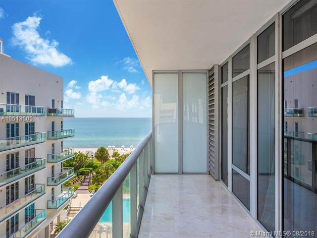 3737 Collins Ave S-604, Miami Beach, FL 33140 (MLS #A10513600) :: Laurie Finkelstein Reader Team