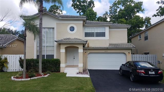 5519 NW 44th Way, Coconut Creek, FL 33073 (MLS #A10514127) :: Green Realty Properties