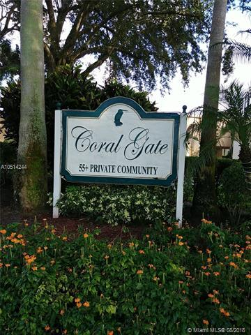 6023 Coral Lake Dr #211, Margate, FL 33063 (MLS #A10514244) :: Laurie Finkelstein Reader Team