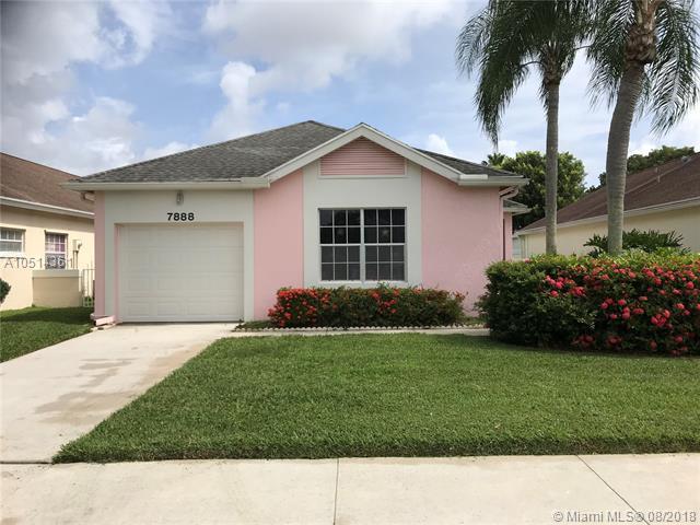 7888 Mansfield Hollow Rd, Delray Beach, FL 33446 (MLS #A10514361) :: Green Realty Properties