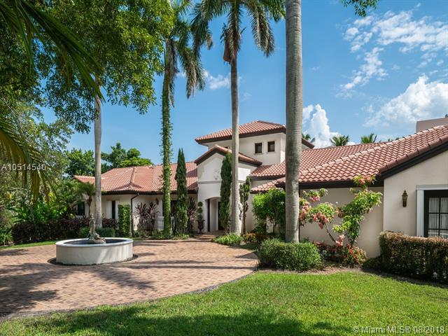 7450 Vistalmar St, Coral Gables, FL 33143 (MLS #A10514540) :: The Riley Smith Group
