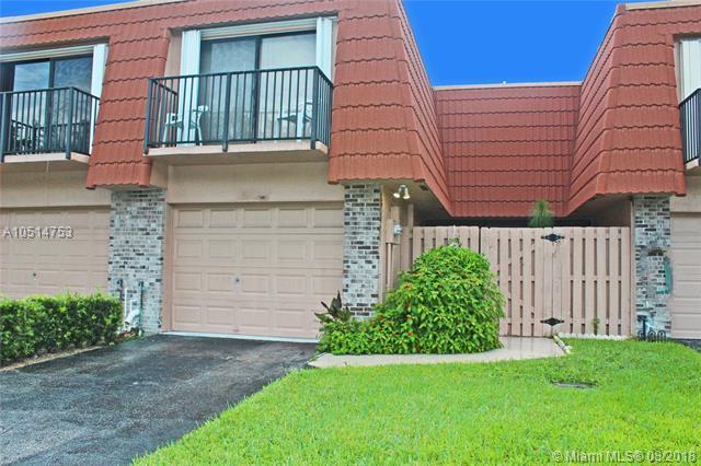 1504 W Harmony Lake Cir #1504, Davie, FL 33324 (MLS #A10514753) :: RE/MAX Presidential Real Estate Group