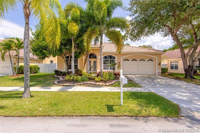 17507 NW 8th St, Pembroke Pines, FL 33029 (MLS #A10515498) :: Stanley Rosen Group