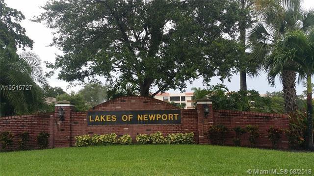 7200 NW 1 Street #102, Plantation, FL 33317 (MLS #A10515727) :: Laurie Finkelstein Reader Team