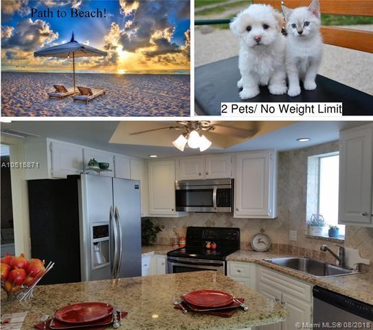 275 Seabreeze Cir #275, Jupiter, FL 33477 (MLS #A10515871) :: Green Realty Properties