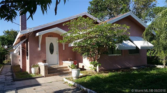 827 Briggs St, West Palm Beach, FL 33405 (MLS #A10515972) :: Berkshire Hathaway HomeServices EWM Realty