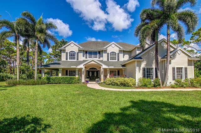 19925 Castlewood Drive, Jupiter, FL 33458 (MLS #A10516537) :: Green Realty Properties