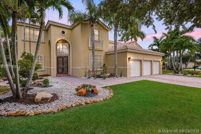 3401 SW 147 Avenue, Miramar, FL 33027 (MLS #A10516804) :: Green Realty Properties