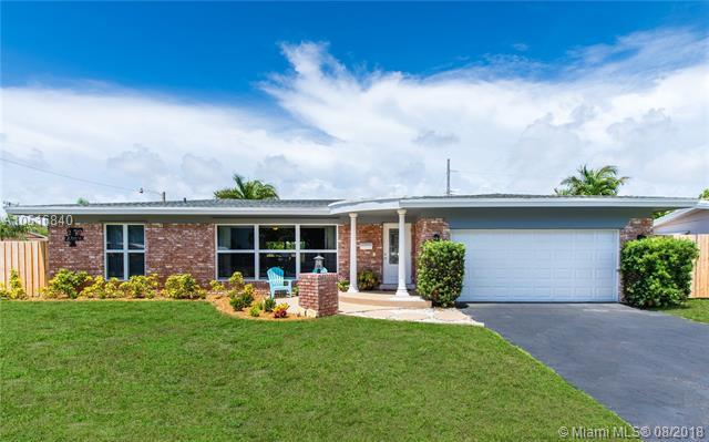 5641 NE 22nd Ave, Fort Lauderdale, FL 33308 (MLS #A10516840) :: Green Realty Properties